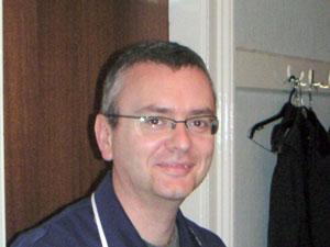 Colin Slaven